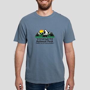 Yosemite National Park California Bear Nat T-Shirt
