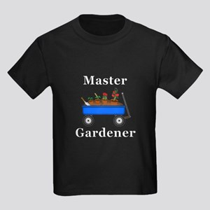 Master Gardener Kids Dark T-Shirt