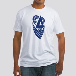 Delta Upsilon Fitted T-Shirt