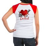 Dartist Junior's Cap Sleeve T-Shirt