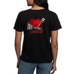 Dartist Women's Dark T-Shirt