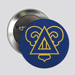 "Delta Upsilon Badge 2.25"" Button (100 pack)"
