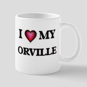 I love Orville Mugs