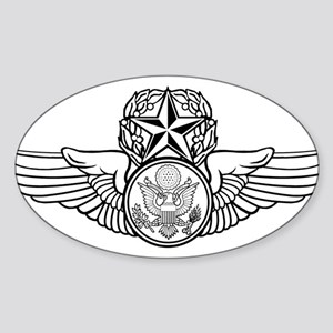 Air Force Master Aircrew Sticker