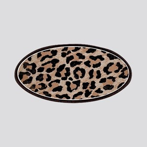 cheetah leopard print Patch