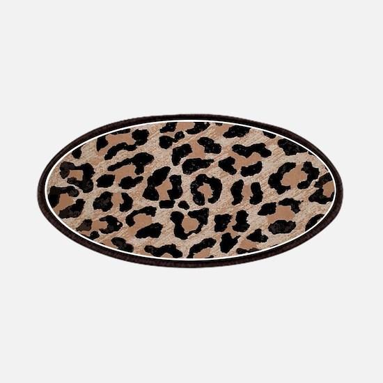 cheetah leopard print Patch
