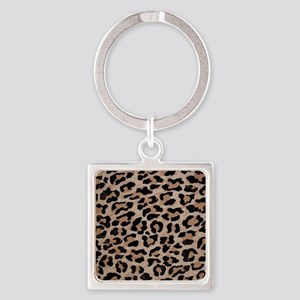 cheetah leopard print Keychains