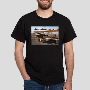 Just plane crazy: Curtiss Jenny Biplane Ai T-Shirt