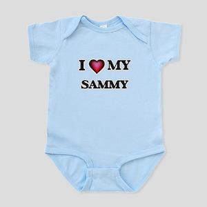 I love Sammy Body Suit