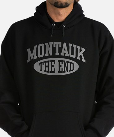 Montauk The End Hoodie (dark)