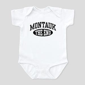 Montauk The End Infant Bodysuit