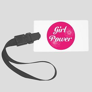 Girl Power, Luggage Tag