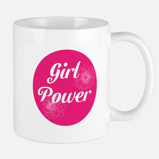 Girl Power, Mugs