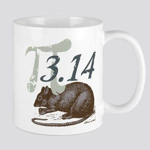 3.14 Pi Rat Mugs