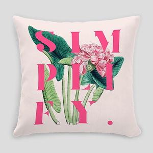 Simplify Everyday Pillow