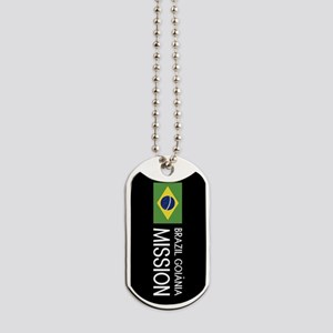 Brazil, Goiânia Mission (Flag) Dog Tags