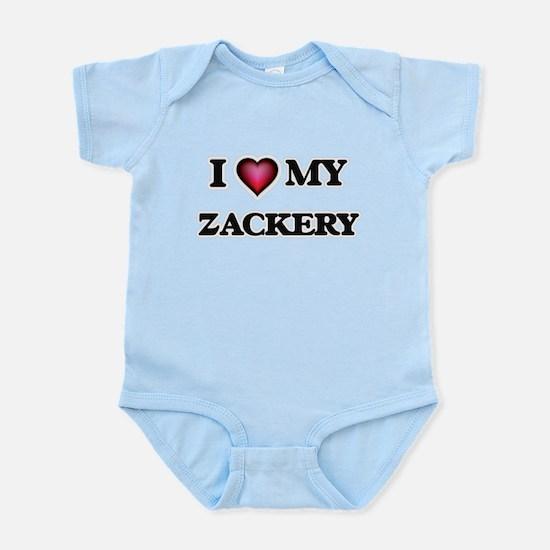 I love Zackery Body Suit