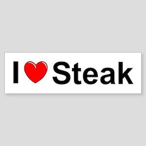 Steak Sticker (Bumper)