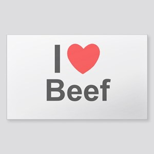 Beef Sticker (Rectangle)