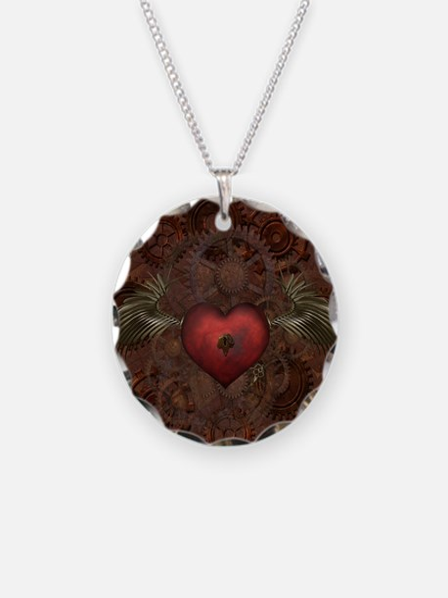 Unique Be my valentine Necklace