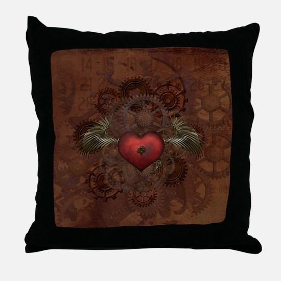 Cute My valentine Throw Pillow