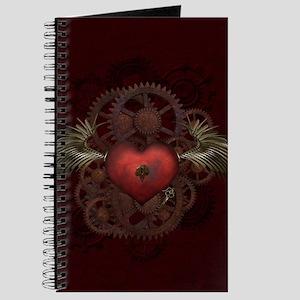 Steampunk Love Journal