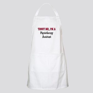 Trust Me I'm a Physiotherapy Assistant BBQ Apron