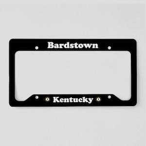 Bardstown KY - LPF License Plate Holder