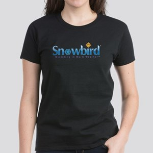 Snowbird - Wintering in Warm Weather T-Shirt