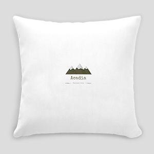 Acadia National Park Everyday Pillow