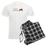 Master Gardener Men's Light Pajamas