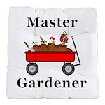 Master Gardener Tufted Chair Cushion