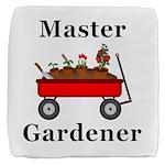 Master Gardener Cube Ottoman