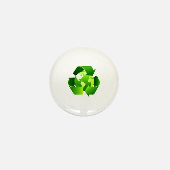 Unique Greenpeace Mini Button