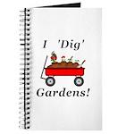 I Dig Gardens Journal