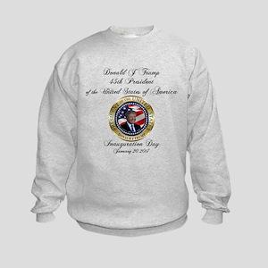 PRESIDENT TRUMP INAUGURATION | GetYerGo Sweatshirt