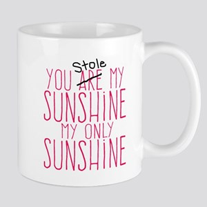 You Stole My Sunshine Mugs