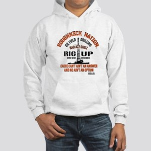 RIG UP Oilfield Hooded Sweatshirt