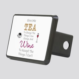 Tea and Wine Hitch Cover