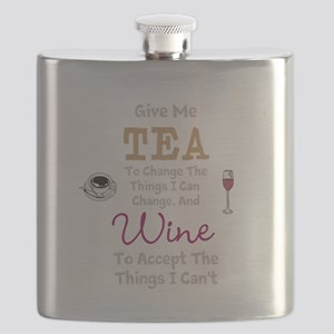 Tea and Wine Flask