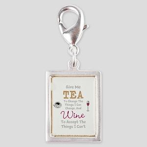 Tea and Wine Charms