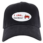 I Love Gardens Black Cap