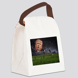 TRUMPGOD Canvas Lunch Bag