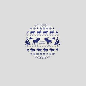 MERRY CHRISTMAS Mini Button