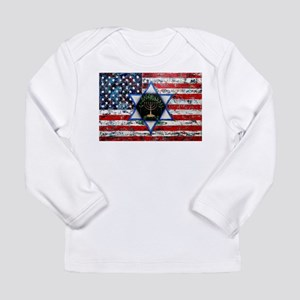 United With Israel Long Sleeve T-Shirt