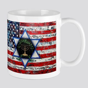 United With Israel Mugs
