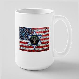 United With Israel Mugs