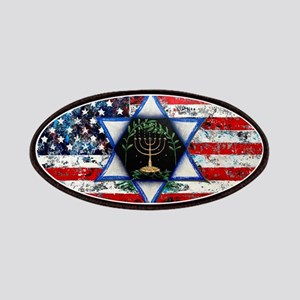 United With Israel Patch