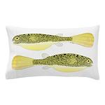 Mbu Giant Freshwater Puffer fish Pillow Case