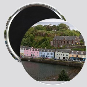 Portree, Isle of Skye, Scotland Magnets